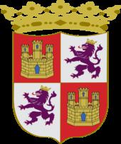 Escudo Corona de Castilla