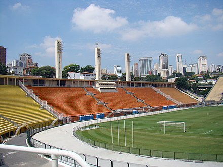 Pacaembu Stadium Estadio do Pacaembu 5.jpg