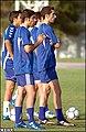 Esteghlal FC in training, 30 May 2005 - 01.jpg