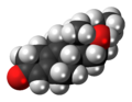 Ethyldienolone 3D spacefill.png
