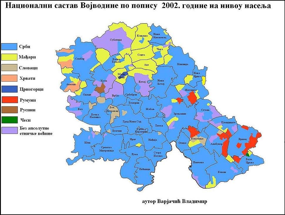 Etno-Vojvodina