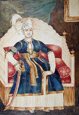 Zamorin of Calicut - Ettanettan Thampuran