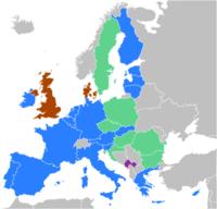 Zona Euro (azzurro)