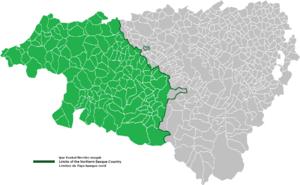 Communauté d'agglomération du Pays Basque - Image: Euskal Herriko Hirigune Elkargokoa