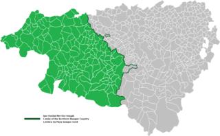 Communauté dagglomération du Pays Basque Place in Nouvelle-Aquitaine, France