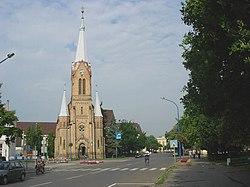Evangélikus templom. - Szentes, Kossuth Lajos utca.jpg