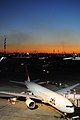 Evening Star over the Airport - panoramio.jpg