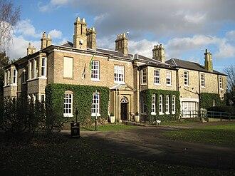 Evington - Evington House