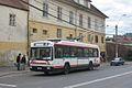 Ex-Lyon trolleybus 2934 in Medias, Aug 2004.jpg