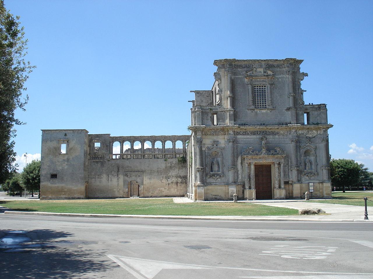 Ex Convento degli Agostiniani (Melpignano).JPG