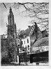 exterieur met muurhuizen - amersfoort - 20009296 - rce