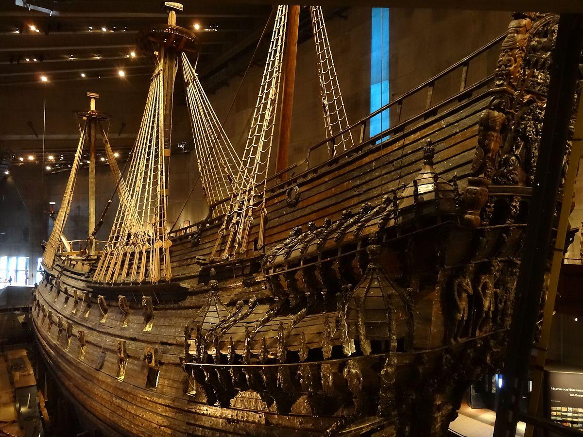 Vasa wikipedia la enciclopedia libre - Todo sobre barcos ...