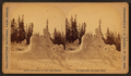 Extinct Geyser Cones, Mt. Schurs, by Ingersoll, T. W. (Truman Ward), 1862-1922 2.png