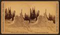 Extinct Geyser Cones, Mt. Schurs, by Ingersoll, T. W. (Truman Ward), 1862-1922 2.png