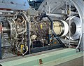 F-100 ENGINE IN PROPULSION SYSTEMS LABORATORY PSL TANK 1 - J-85-21 IN PSL TANK 1 AND 2 - NARA - 17427251.jpg