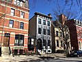 F. Scott Fitzgerald House, 1307 Park Avenue, Baltimore, MD 21217 (32976831325).jpg