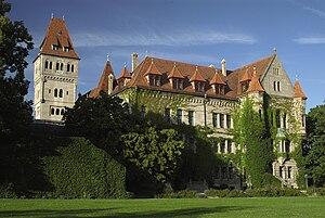 Faber-Castell - Faber Castle at Stein near Nuremberg