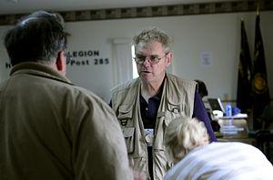 Parkersburg, IA, May 28, 2008 -- FEMA Communit...