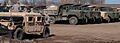 FEMA - 40736 - Military vehicles ready in Valley City, North Dakota.jpg