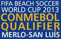 FIFA Beach Soccer World Cup Qualifier - CONMEBOL logo.png