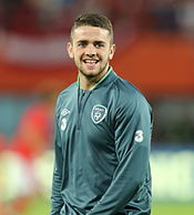 FIFA WC-qualification 2014 - Austria vs Ireland 2013-09-10 - Robbie Brady 24.JPG