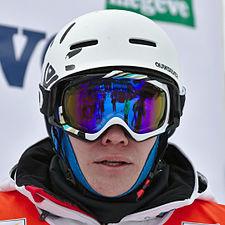 FIS Moguls World Cup 2015 Finals - Megève - 20150315 - Alexandr Smyshlyaev.jpg