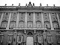 Facade of Royal Palace of Madrid from Plaza de Oriente myspanishexperience com.jpg