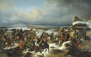 Province of Pomerania (1653–1815) - Siege of Kolberg (1761)