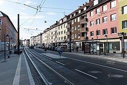 Fallersleber Straße in Braunschweig