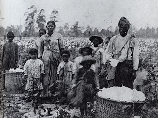 Antebellum South Historical period in the American South