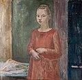 Fanciulla in Rosa.Elisa Maria Boglino. Olie på lærred.1933.jpg