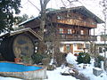 Fass und Haus, Berchtesgaden (Barrel and House) - geograph.org.uk - 7998.jpg