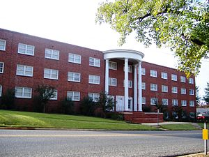 East Texas Baptist University - Feagin Hall, built in 1948