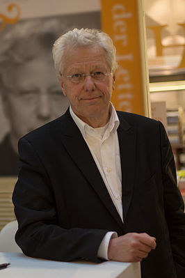 Peter d'Hamecourt in 2015
