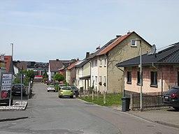 Feldstraße in Korbach