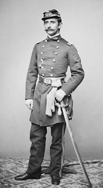 68th New York Volunteer Infantry Regiment - Prince Felix Salm-Salm commanded the regiment from 1864 until they were mustered out.