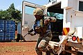 Female combat troops of South African Contingent in MONUSCO on robust foot and moblile patrols 70.jpg