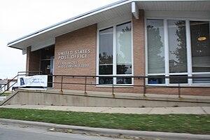 Fennimore, Wisconsin - Image: Fennimore Wisconsin Post Office US18