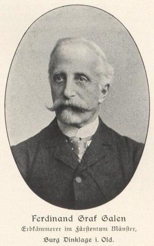 Ferdinand von Galen 1