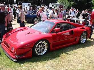 Ferrari 288 GTO - 1987 Ferrari 288 GTO Evoluzione.