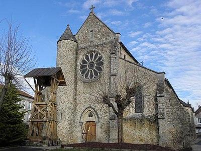Église Saint-Rémy de Ferrières-en-Brie
