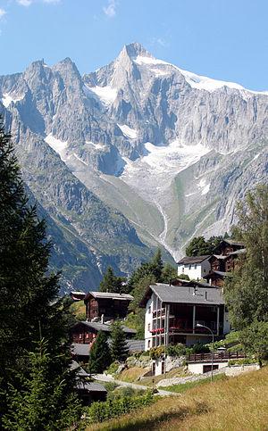 Bellwald - Ried village in Bellwald