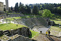 Fiesole, area archeologica, teatro 23.jpg