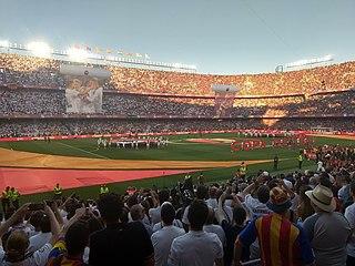 2019 Copa del Rey Final Football match