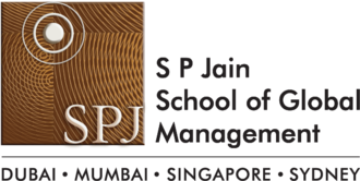 S P Jain School of Global Management - Image: Final logo layered resize