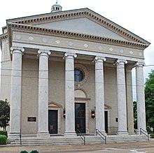 wiki presbyterian church america
