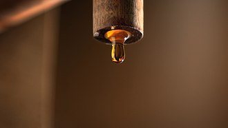 Fish sauce - A drop of fish sauce