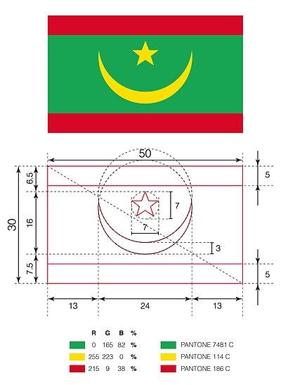 File:Flag of Mauritania - Reference.jpg