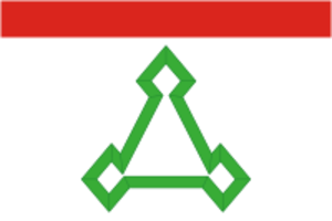 Volokolamsk - Image: Flag of Volokolamsk city (Moscow oblast)