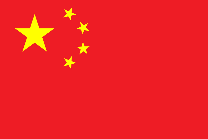 Datei:Flag of the People's Republic of China.svg